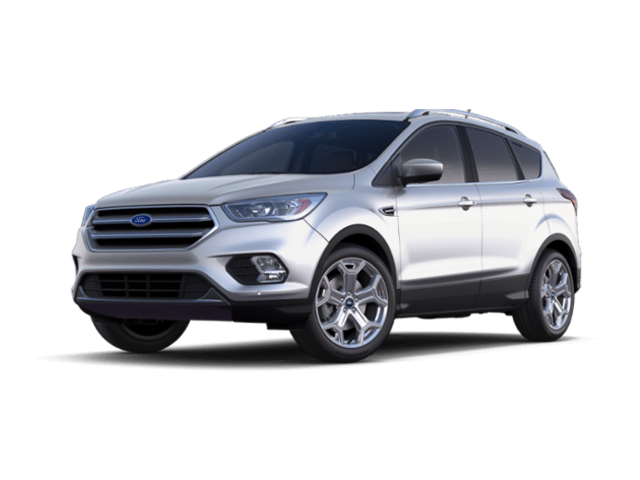 New 2019 Ford Escape Titanium 4WD Near Springfield OH